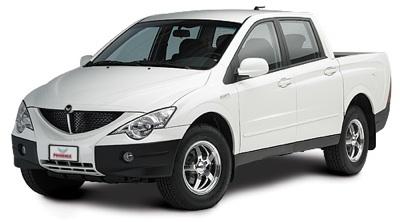 Phoenix Motors SUV